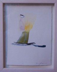 Bertil Hansson - akvarell