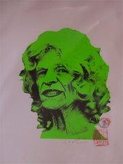 Kjartan Slettemark - Selfportrait as Marilyn I