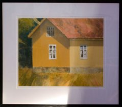 Magne Austad - Gult hus