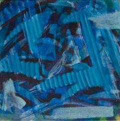 Johanne Getz - II - akryl på lerret