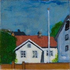 Wenche Finnes - Fra Sørlandet I - akryl