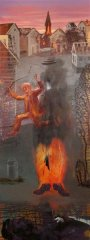 Peter Esdaile - 02 - akryl på lerret