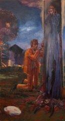 Peter Esdaile - 03 - akryl på lerret