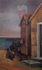 Peter Esdaile - 04 - akryl på lerret
