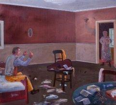 Peter Esdaile - 07 - akryl på lerret