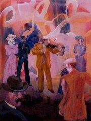 Peter Esdaile - 09 - akryl på lerret