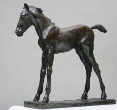Elena Engelsen - Hest - bronse