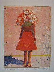Giske Sigmundstad - Jente farger