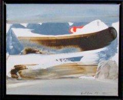 Kurt Edvin Blix Hansen - Poesi II - akryl