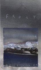 Lars Lerin - Frost - Akvarell