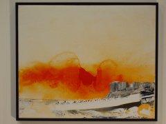 Kurt Edvin Blix Hansen - Forandring II - maleri