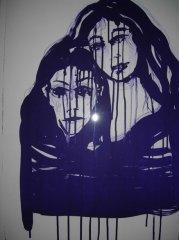 Unni Askeland - Fra Munch - silketrykk