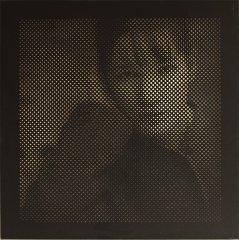 Anne Karin Furunes - Portrait IV - Maleri